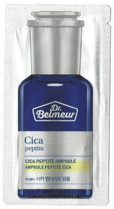 [S] THE FACE SHOP Dr.Belmeur Cica Peptite Ampoule 1ml*10ea