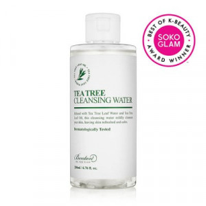 [R] BENTON Tea Tree Cleansing Water 200ml