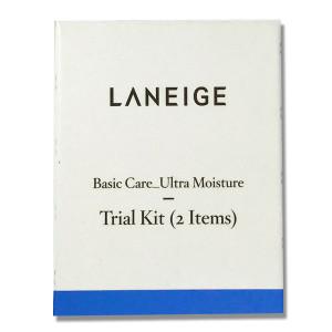 [S] LANEIGE Basic Care Ultra Moisture Trial Kit (2 Items)