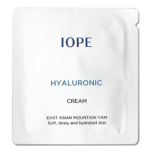 [S] IOPE Hyaluronic Cream 1ml*10ea
