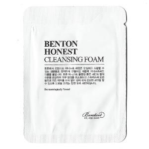 [S] BENTON Honest Cleansing Foam 1ml*10ea