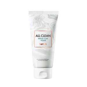 [S] heimish All Clean White Clay Foam 30ml