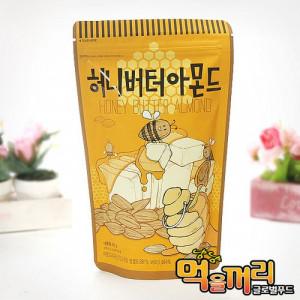 [F] Honey Butter Almond 250g
