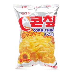 [F] CROWN Corn Chips 148g