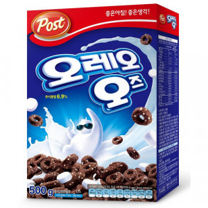 [F] Post Oreo O Cereal 500g