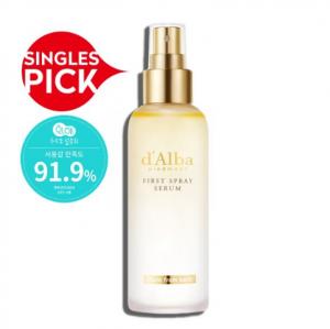 [R] D\'ALBA White First Spray Serum