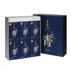 [L] CHEONG GWAN JANG Red Ginseng Cheonglang Power Up 70ml*60