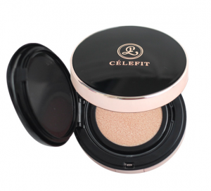 [R] CELEFIT Design Fit UPDERM Cushion Pact Classic SPF50 + PA +++ 1ea