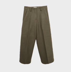 [R] STYLENANDA Warm Mild Tongs Trade Slacks#Brown 1ea