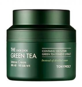 TONYMOLY The Chok Chok Green Tea Intense Cream 100ml
