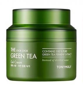 TONYMOLY The Chok Chok Green Tea Gel Cream 100ml