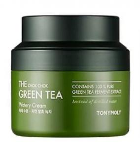 TONYMOLY The Chok Chok Green Tea Watery Cream 100ml