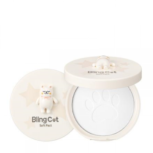 TONYMOLY Bling Cat Soft Pact 12.5g