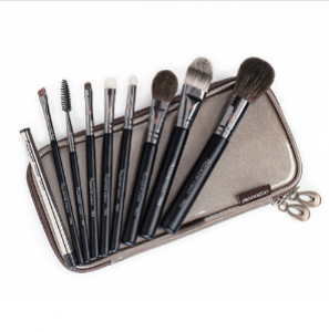 [R] PICCASSO Minerva Black Edition Brush 9-piece set # Gold Edition