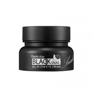 [SALE] FARMSTAY Black Snail All In One Eye Cream 50ml