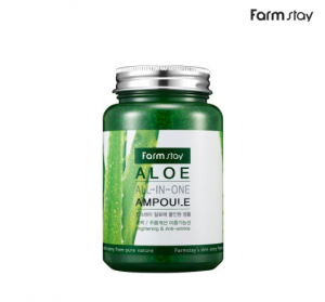 [SALE] FARMSTAY All In One Aloe Ampoule 250ml