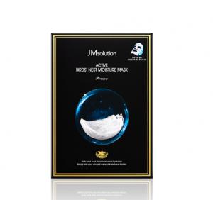 [SALE] JM SOLUTION Active Bird's Nest Moisture Mask Prime 30ml*10ea