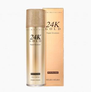 HOLIKAHOLIKA Prime Youth 24K Gold Repair Emulsion 120ml