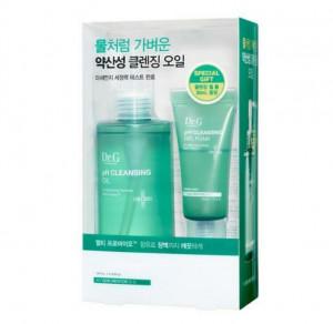 [Online Shop] Dr.G pH Cleansing Oil 200ml & Gel Foam Set 1set