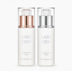 HOLIKAHOLIKA Bare Dew Tone Up Cream 40ml