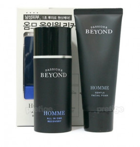 [E] BEYOND Homme All-in-one Recovery Set