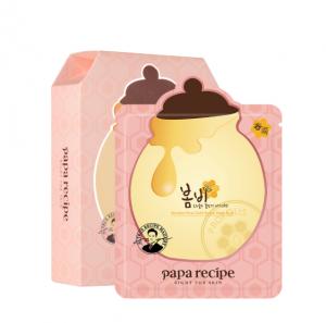 PAPARECIPE Bombee Rose Gold Honey Mask Pack 25ml*10ea