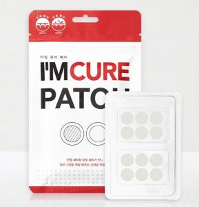 [SALE] KARATICA I'm Cure Patch 6p