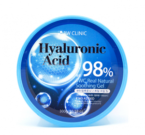 [SALE] 3W CLINIC Hyaluronic Acid Real Natural Soothing Gel 98% 300g