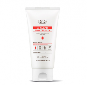 [SALE] Dr.G A-Clear Foam Cream EX 150ml