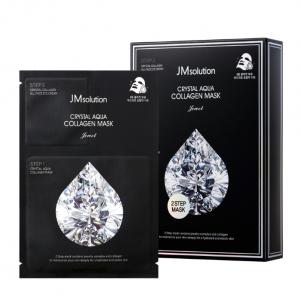 [SALE] JM Solution Crystal Aqua Collagen Mask Jewel 28ml*10ea