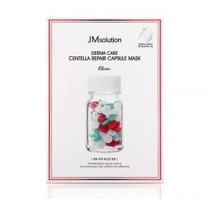 [SALE] JM SOLUTION Derma Care Centella Repair Capsule Mask 10pcs