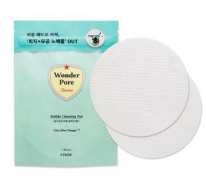 ETUDE HOUSE Wonder Pore Bubble Cleansing Pad  7pcs