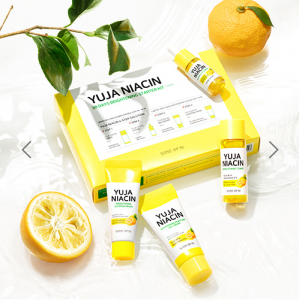 [SALE] SOME BY MI YUJA NIACIN 30 Days Brightening Starter Kit