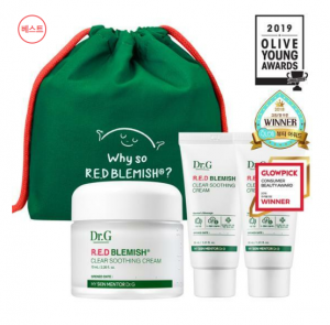 [R] DR.G Rend Blemish Clear Soothing Cream Limited Edition set
