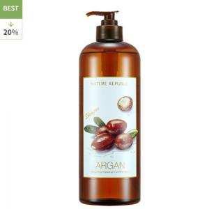 NATURE REPUBLIC Argan Essential Deep Care Hair Shampoo (Big Size) 1000ml