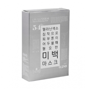 [R] DR.GLODERM Time to Whitening Mask 25ml*5ea