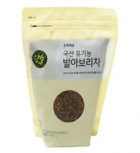 [R] Green Village Domestic Organic Fermented Barley Tea 400g