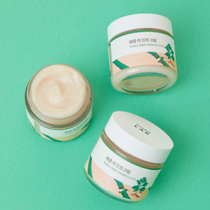 [R] ROUND LAB Haemong Worm Soothing Cream 80ml