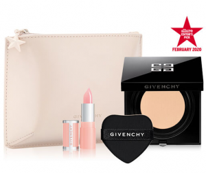 [R] Givenchy teint couture cushion foundation Set