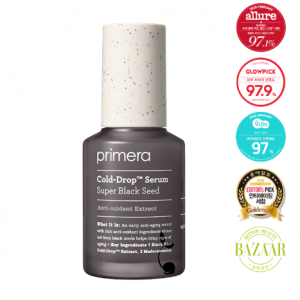 [R] Primera Super Black Seed Cold Drop Serum 50ml