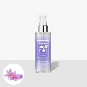 [R] LoveyDovey Fragance Body Mist Moisture Body Toner Rosee 100ml+250ml