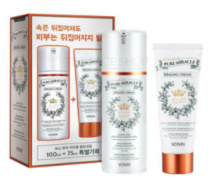 THE FACE SHOP Vonin Pure Miracle Healing Cream 100ml