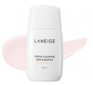 LANEIGE Fresh Calming Sun Essence 50ml
