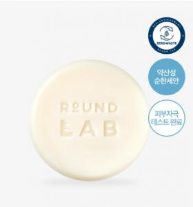 [R] ROUND LAB 365 Drema Relief Low Acid Cleansing Bar 100g