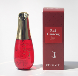 [SALE] SOO&MEE Red Ginseng Essence 30ml