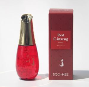 [SALE] SOO&MEE Red Ginseng Essence 30ml