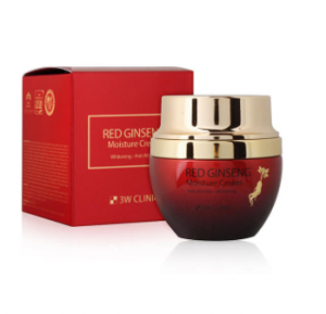 [SALE] 3W CLINIC Red Ginseng Moisture Cream 50g
