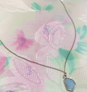 [R] Blooming Necklace 1ea