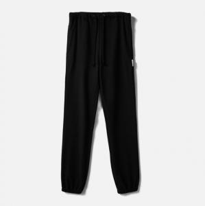 [R] AECA WHITE Heavy Weight Classic Sweatpants (Premium Basic)-Black 1ea