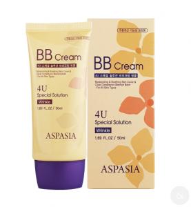 [SALE] Aspasia 4u Special Solution BB cream Wrinkle 50ml